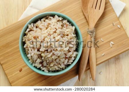 Brown Rice #280020284