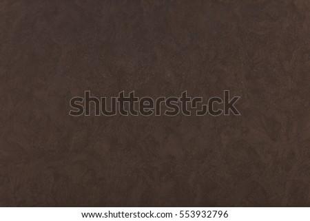 Brown rusty dark relief plates Orange copper design wall texture