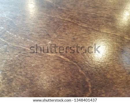 brown table or surface with wood grain