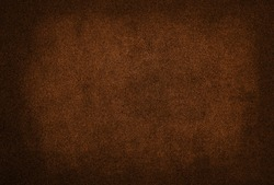 brown texture with vignette and brighter center