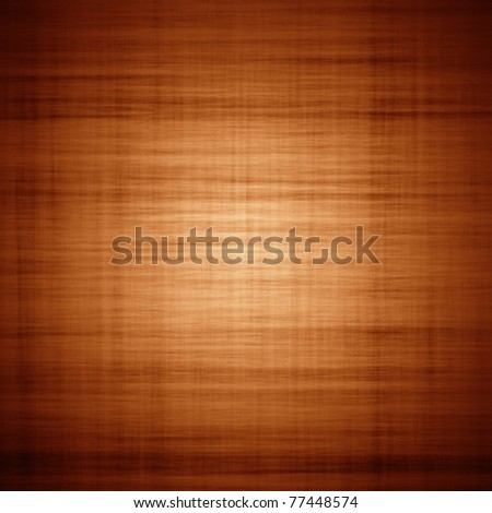Brown textured background with fibers and vignette