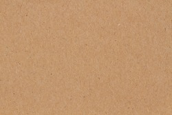 Brown textured cardstock paper closeup background with copy space for message or use as a texture