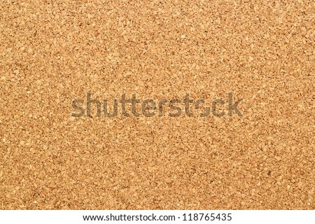 brown textured cork closeup