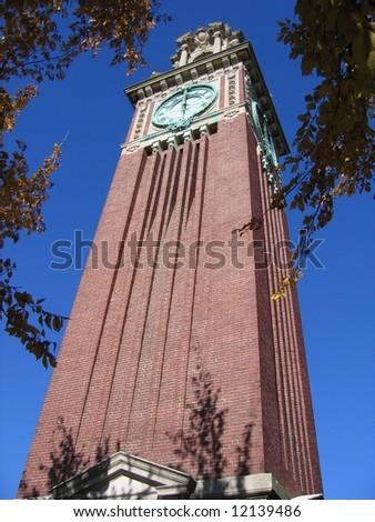 Brown University Clock Tower