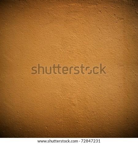 brown wall - stock photo