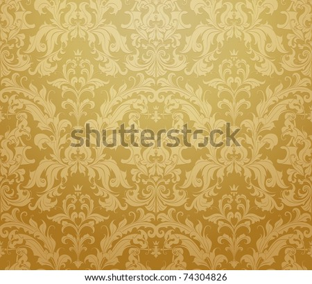 Brown wallpaper pattern, bitmap copy