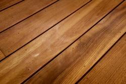 Brown wood pattern and texture on white background. Vector illustration for modern presentation background, brochure design, business card background, website slider, landing page