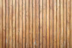 Brown wood texture background coming from natural tree. Old wooden panels that are empty and beautiful patterns.
