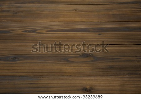 brown wooden panels
