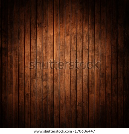 brown wooden texture with vignette for background. #170606447