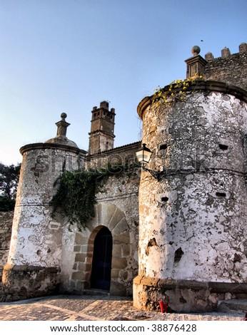 Brozas fortress