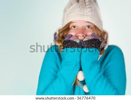 Brrr! Winter on it's way!