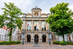 Bruges Royal City Theatre (Stadsschouwburg), Belgium