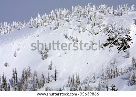 Brundage Mountain, Idaho