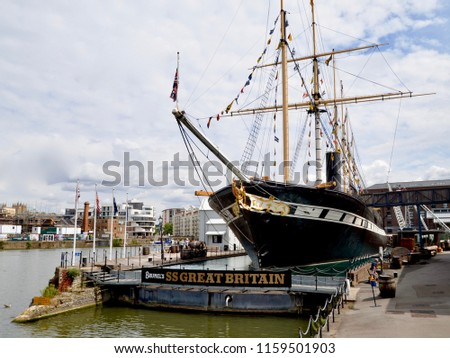 brunels ss great britain ...
