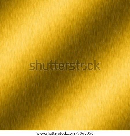 Brushed gold close up with a highlight stripes going diagonal. More textures in my portfolio.