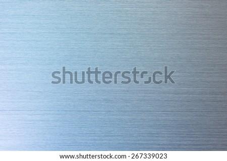 Brushed metal, blue tone. #267339023