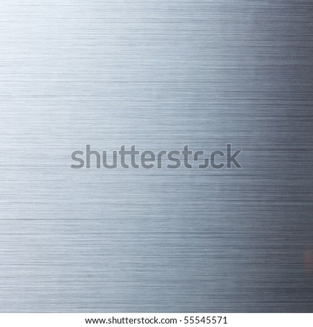 Brushed metal texture