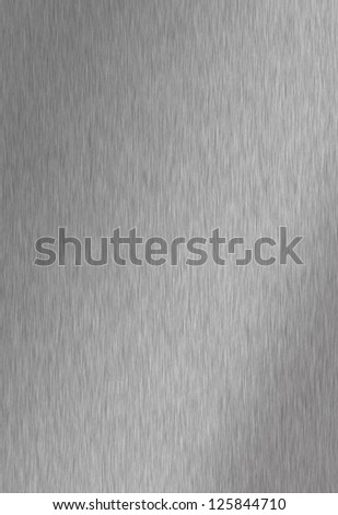 Brushed metal texture abstract background.