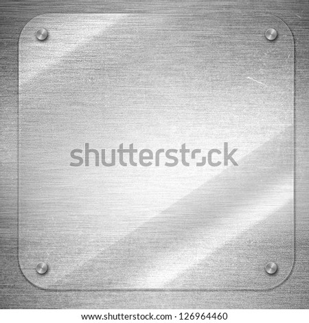 Brushed metal texture, futuristic background