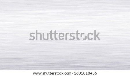 Brushed metal texture.Metal background of brushed steel plate.