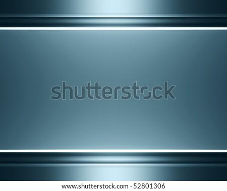 Brushed metallic background
