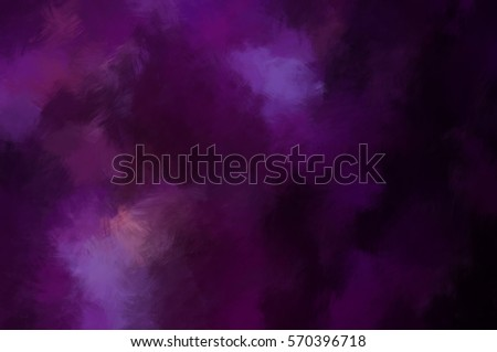 Brushed Painted Abstract Background. Brush stroked painting.  - Shutterstock ID 570396718