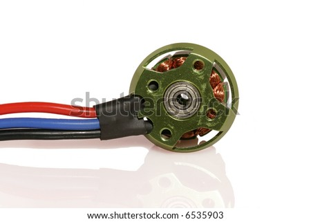 brushless motor alternator