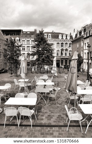 brussels  belgium   chairs and...