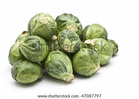 Brussels sprouts.