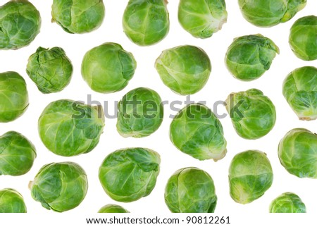 brussels sprouts, a cruciferous vegetable