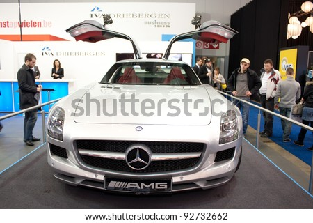 Brussels Auto Show