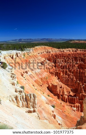 Bryce Canyon Cliff