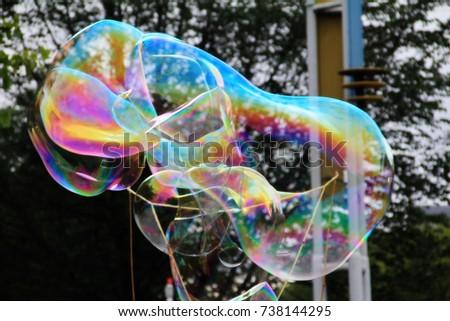 Bubble art #738144295