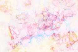 bubbles art abstract background , kids art abstract background.