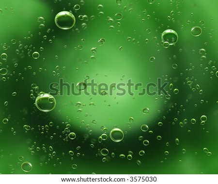bubbles green2