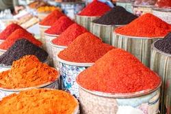 Buckets of Spice  in Spice Market