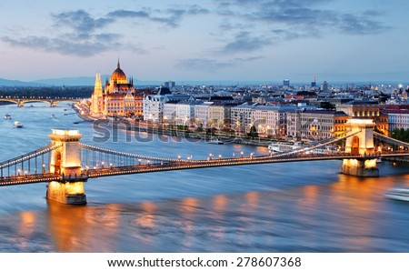 Stock Photo Budapest, Hungary