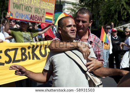 stock photo budapest hungary july the th gay pride goes on the andrasy street on july in 58931503 Hypnosis Mistress. Erotic Hypnosis Pictures. Hypnosis Induction Penis Size.