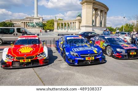 DTM Championship Season 2016