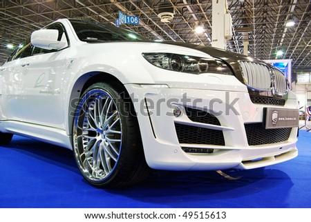 tuning bmw x5. BMW X5 - Lumma CLR