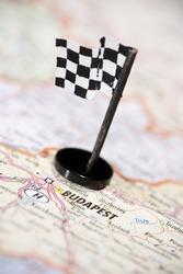 Budapest race track destination