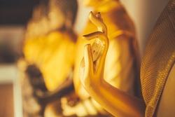 Buddha hand.