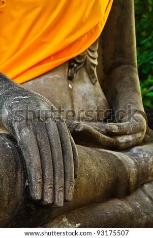 buddha hand buddhism