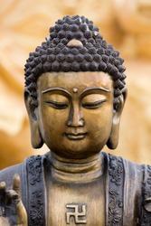 buddha image used as amulets of Buddhism religion
