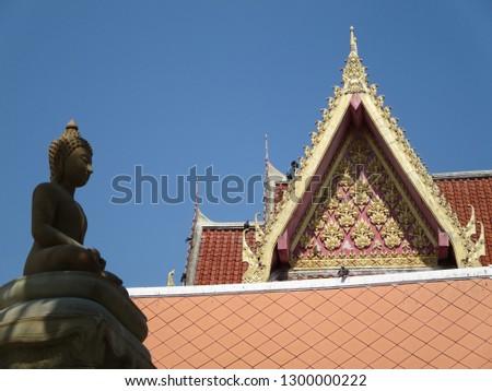 Buddha of human