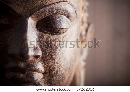 Buddha's head #37262956