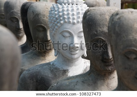 buddha statue,thailand.