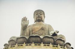 Buddha temple in Asia - China