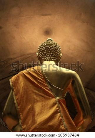 Buddha Thai culture.